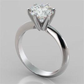 郑州华晶品牌钻石结婚情侣戒指