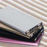 喷砂超薄天书本大容量铝合金属移动电源套料充电宝套料 软件板