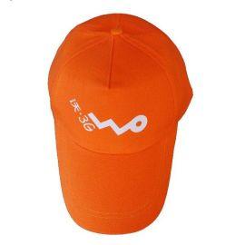 帽子工厂生产加工鸭舌棒球帽 广告礼品帽 促销帽 印LOGO