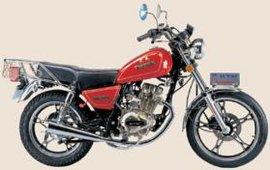 天马摩托车TM125-5