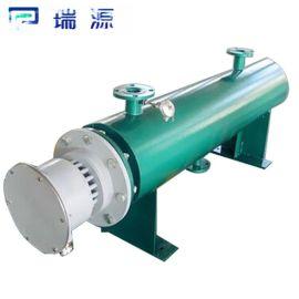 瑞源廠家定制  氣體電加熱風道式空氣加熱器