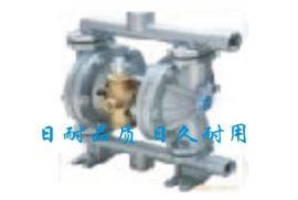 不鏽鋼氣動隔膜泵(QBY-10)