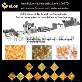 山东DL56全自动油炸食品机械 油炸机械