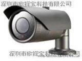 三星外觀AHD同軸高清攝像機 100萬像素高清同軸防水紅外攝像機 夜視50米720P一體機