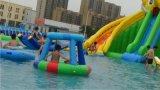 组合式水上充气游乐设施, 充气滑梯, 充气蹦床等