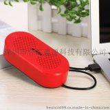 萌加mctim 便携笔记本专用音箱 USB音响 M11厂家直销OEM 礼品定制
