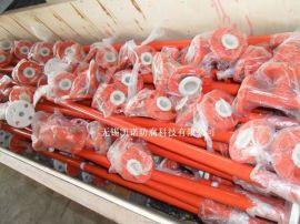 耐高温防腐管道/钢衬塑PO管道生产厂家/钢衬塑管件