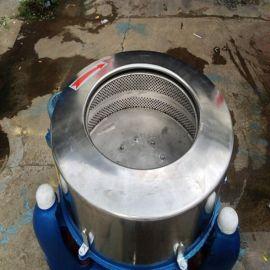 蔬菜脱水机供应,不锈钢蘑菇深加工脱水甩干机厂家直销