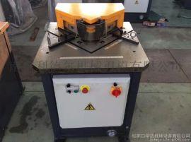 QX28Y-4X200切角機 角度可調液壓切角機 液壓剪角機