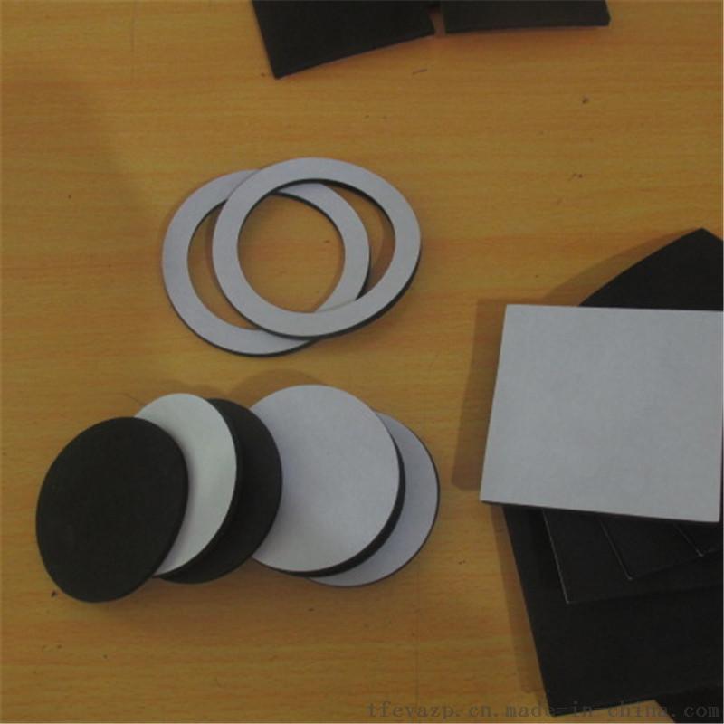 河北供应EVA胶垫 背胶泡棉垫 防震橡胶垫