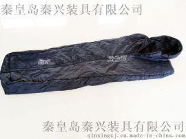 蓝色制式棉睡袋