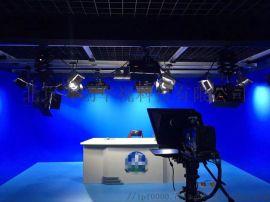 虚拟演播室系统能实现什么,怎么搭建一个虚拟演播室