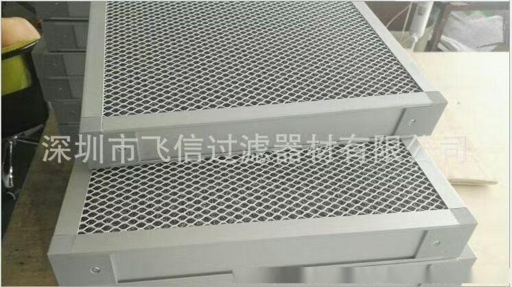 厂家定做油烟过滤网 304不锈钢S型过滤网