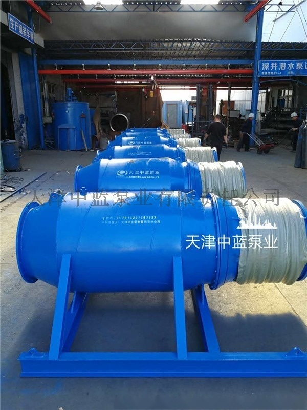 大型雪橇型潜水泵|中蓝泵业|