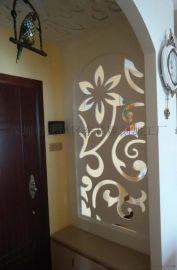 扬州雕刻厂家专业定制家居板装饰板进门屏风隔断通花板