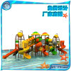 厂家直销大型水上乐园组合 水寨滑梯