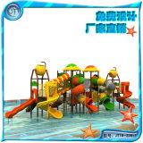 廠家直銷大型水上樂園組合 水寨滑梯