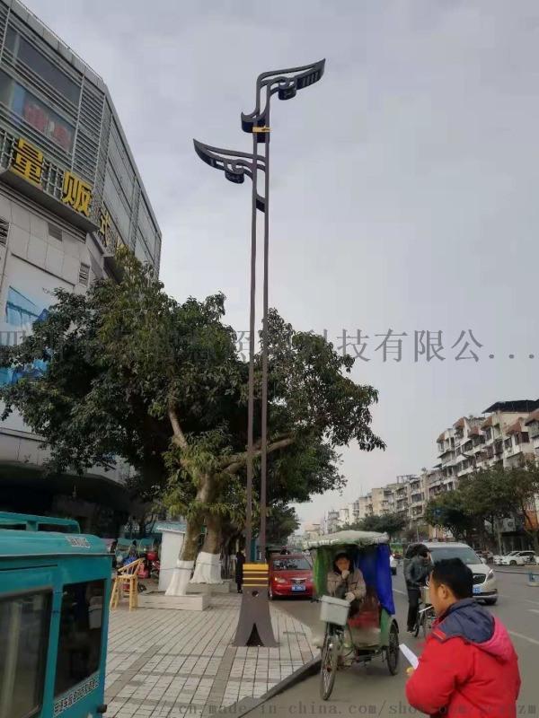 四川景观路灯,12m大型景观路灯,景观路灯