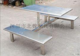 學校食堂不鏽鋼餐桌、食堂不鏽鋼餐桌椅