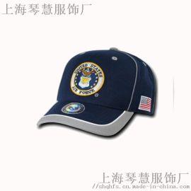 棒球帽太阳帽上海实体工厂