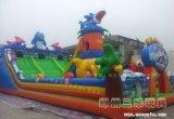河北張家口銷售超級大城堡廠家三樂
