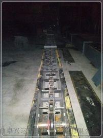 埋刮板式送灰机,防尘全封闭刮板机