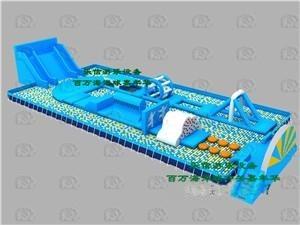 全民狂歡大型海洋球池廠家,能衝關百萬海洋球池效果驚人