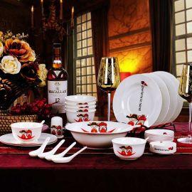 婚庆礼品餐具 餐具套装厂家