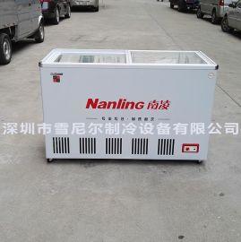 南凌冰箱 雪柜转换型冷藏冷冻单温柜SC/SD-216 节能环保低温-18度