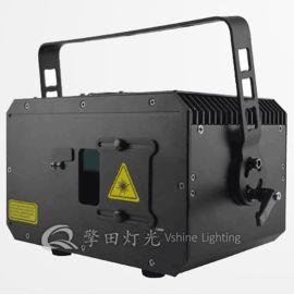 新款 8W戶外防水型全彩鐳射燈 鐳射燈 戶外防水 鐳射燈 聖誕 擎田
