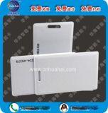 ID白卡可用於員工廠牌、飯堂刷卡出入門禁卡,大量生產ID白卡