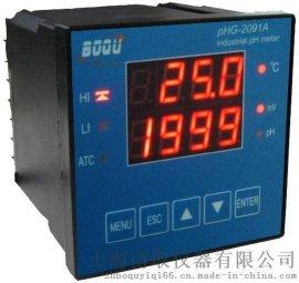 上海博取水质检测分析仪器 PHG-2091A型工业PH计