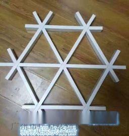 百货  铝格栅吊顶-百货吊顶铝格栅装饰材料