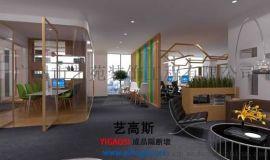 广州铝合金玻璃隔断墙 办公室隔断