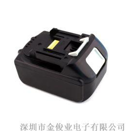 策马特替代全新牧田18V电锤冲击钻电动工具锂电池BL1830