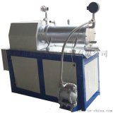 供应超高细度卧式砂磨机 硅胶涂料砂磨机 液体超细研磨机