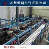 韩瑞锆管 镍管等各种管类加工水压机试验机