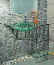 玻璃台盆(B-032)