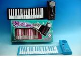 32鍵矽膠軟琴