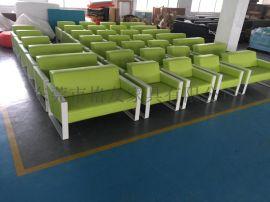 专业定制各种办公沙发定制真皮现代沙发