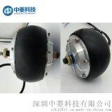 深圳中菱科技ZLLG45ASM200内置编码器机器人轮毂4.5寸伺服电机