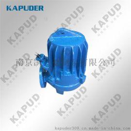 凯普德WQ1.5kw自动搅匀潜水排污泵