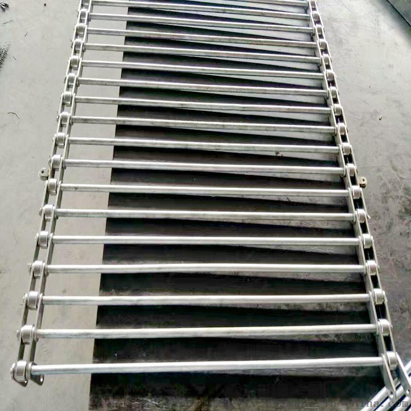 供应链杆猪肉自动流水线设备配件烘焙不锈钢支轴链条
