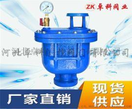 温州厂家销售 CARX复合式排气阀 carx排气阀 价格优惠