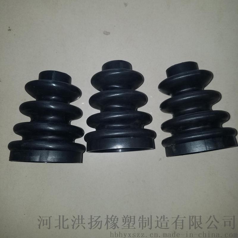 定制机械用橡胶防尘套 球笼防尘罩
