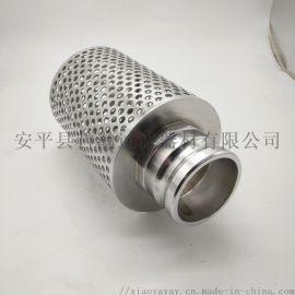 厂家生产304孔板网筒 柴油机油滤芯 管道过滤芯