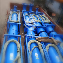 QJ潜水泵卧式安装深井泵井用泵