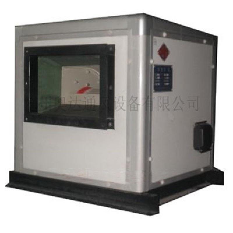 石家庄FX风机箱空调外转子排烟风机箱功能工作原理