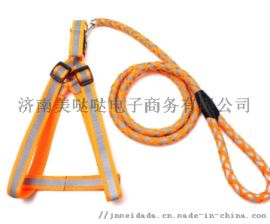 杭州宠物用品胸背牵引带