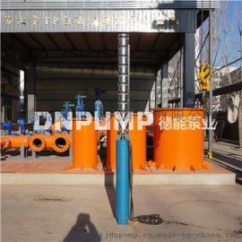 QJR热水潜水泵-耐高温